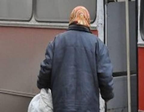 В Саранске водитель «пазика» уронил пассажирку и уехал
