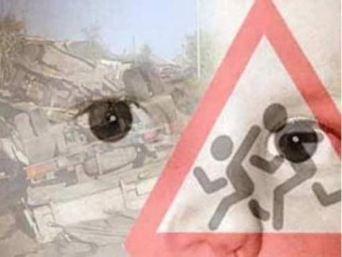 В Саранске при столкновении двух авто пострадал ребёнок