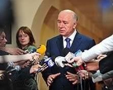 Экс-глава Мордовии Николай Меркушкин взялся за бизнесменов Самары