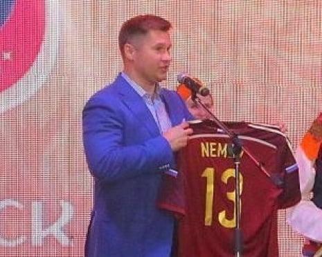 В Саранск приедет Алексей Немов