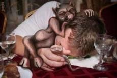 Двое жителей Саранска стали жертвами пьяных дебоширов