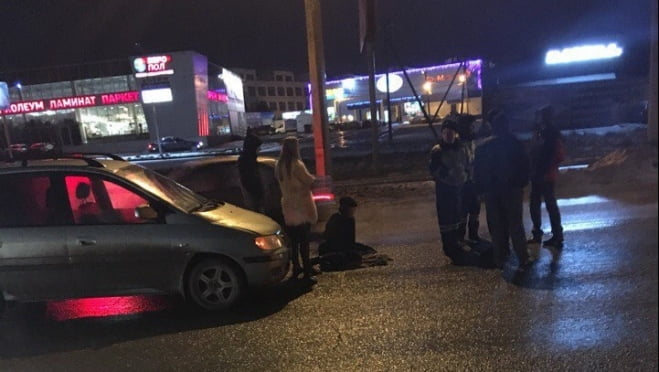 За 2 часа в Саранске сбили 3 пешеходов, среди пострадавших — школьник