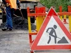 Устранение провала дороги в центре Саранска затянулось