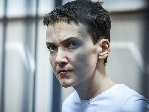 Надежда Савченко точно не попадёт в мордовскую колонию