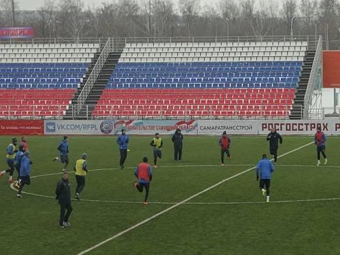 Матч «Крылья Советов» — «Зенит» состоится в Саранске
