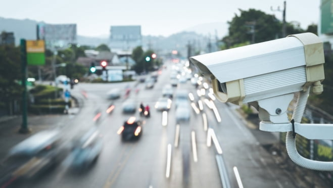 Камеры на дорогах Мордовии на 90% заменили стражей дорог