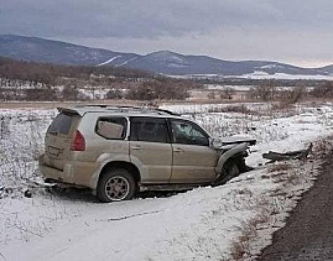 В Мордовии иномарка столкнулась с КАМАЗом: водитель легковушки погиб