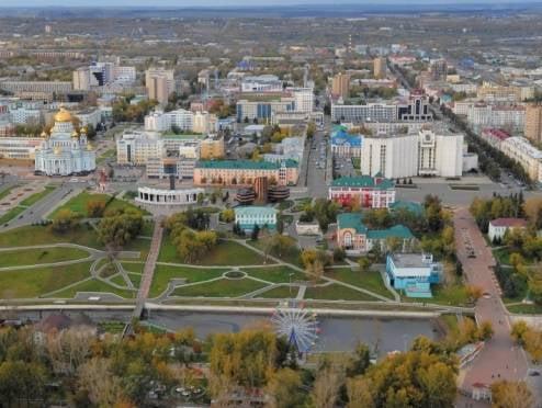 Жители Мордовии могут сделать Саранск лучшим городом России