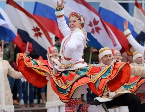 В День народного единства для жителей Саранска споют и заварят чай