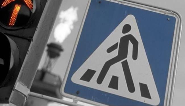 В Рузаевке ищут водителя, сбившего задним ходом женщину-пешехода