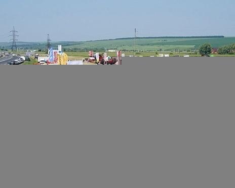 В Саранске начала работу агропромышленная выставка «День поля-2015»