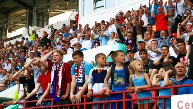 Билеты на матчи ФК «Мордовия» будут продавать за 10 рублей
