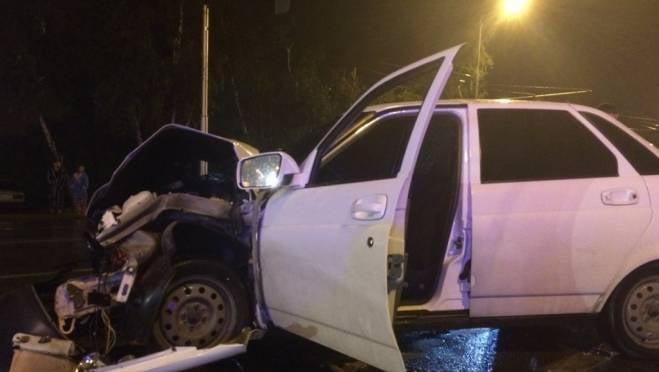 На трассе «Саранск — Рузаевка» пьяный водитель устроил массовое ДТП с пострадавшими
