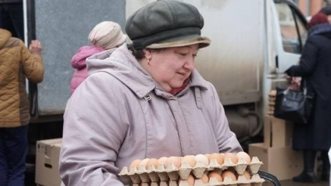 В субботу жители Саранска смогут закупиться на ярмарке