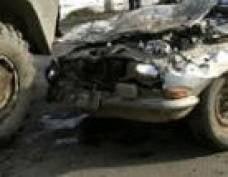 В Мордовии пьяный на «Ауди» врезался в стоящую на обочине машину и покалечил ее водителя