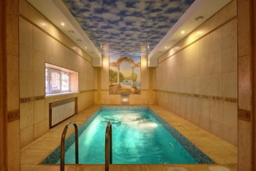 Венецианский номер - бассейн