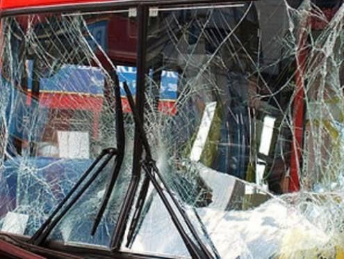 В Мордовии автобус опрокинулся в кювет: пострадал ребенок