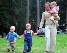 В Мордовии увеличат расходы на поддержку многодетных семей