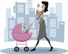 В Саранске молодых мам научат быть успешными