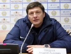 Андрей Гордеев останется у руля ФК«Мордовия»