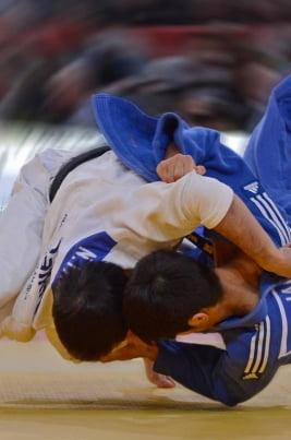 II этап Детской лиги дзюдо Республики Мордовия постер