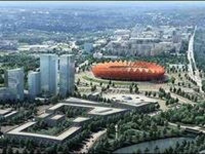 Строительство стадиона в Саранске будет финансироваться из центра