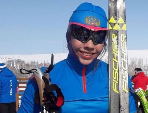 Лыжница из Мордовии завоевала медаль в Турции