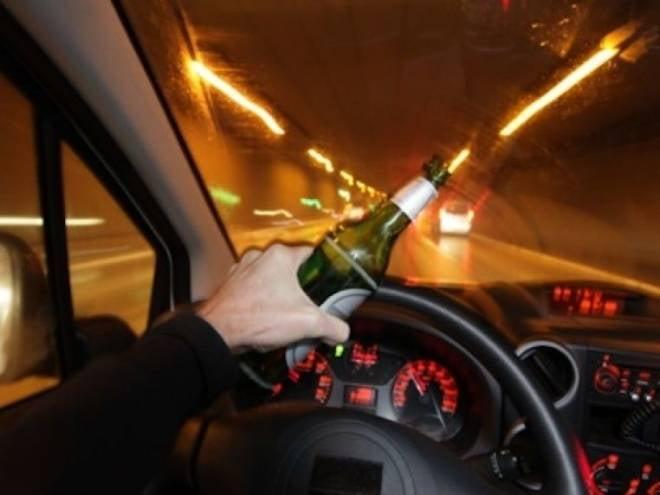 До выходных в Саранске будут ловить пьяных водителей