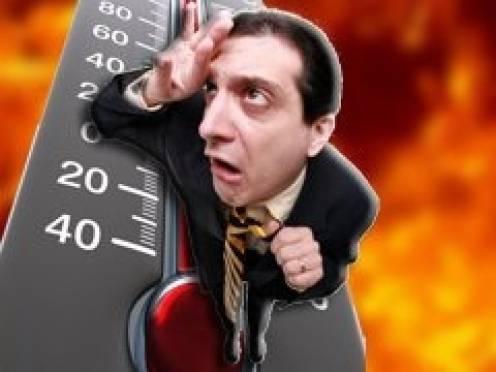 МЧС Мордовии обещает аномальную жару на выходные