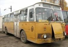 В России могут запретить использование старых автобусов