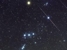 Жители Мордовии смогут полюбоваться звёздным дождём