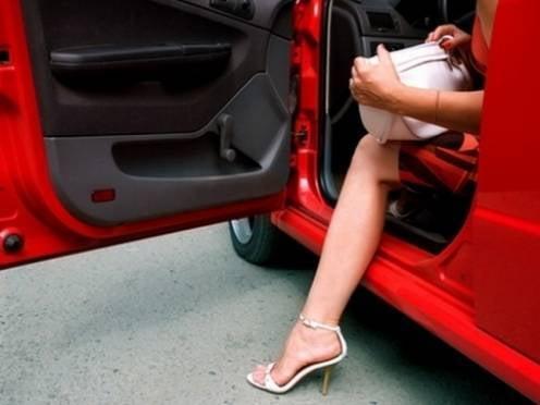 Госавтоинспекция Мордовии ищет истинную автоледи