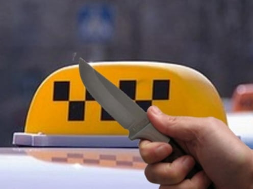 В Мордовии уголовник с ножом напал на таксиста
