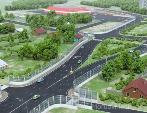 Федеральный центр не оставит Мордовию наедине с крупными дорожными проектами