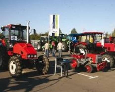 В Саранске состоится выставка сельхозтехники
