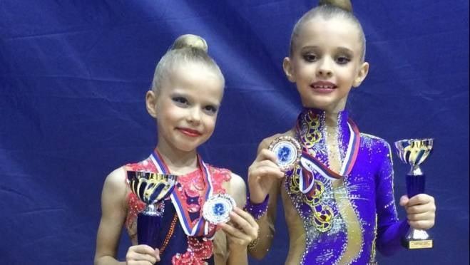 Юные гимнастки из Мордовии завоевали девять наград на «Городецких бусинках»
