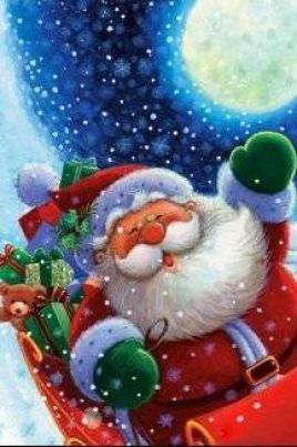 Шутки Деда Мороза постер