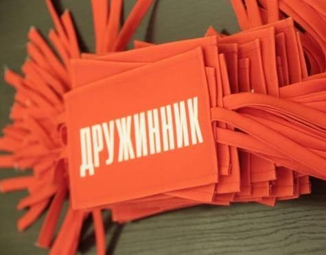 В Саранске будут развивать движение добровольных народных дружин