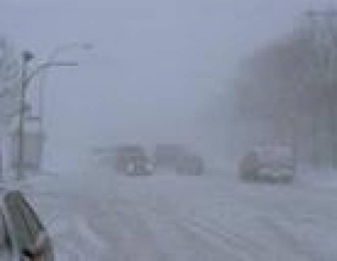 В Мордовии объявлено штормовое предупреждение