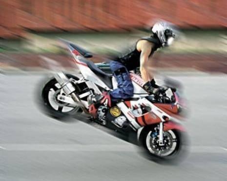 Мотоциклисты Мордовии не знают правил дорожного движения