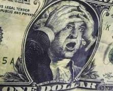 Найденные в мусоре доллары создали проблемы для жителя Мордовии