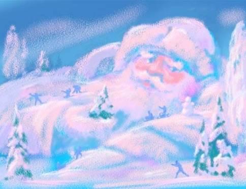 В Мордовии обещают мороз до -24°С