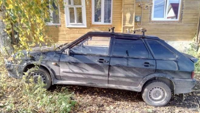Штраф житель Мордовии выплатил из-за страха потерять свою машину