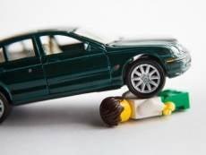 В Саранске школьник попал под колёса иномарки