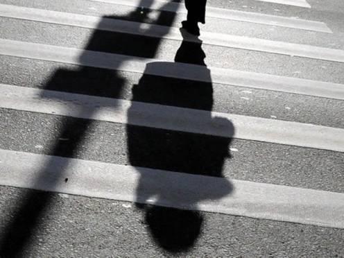 В Саранске водитель «Лады» не заметил женщину и ребёнка на «зебре»