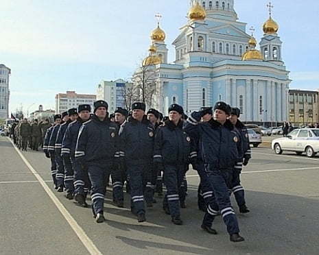 Жителям Саранска покажут потенциал мордовской полиции