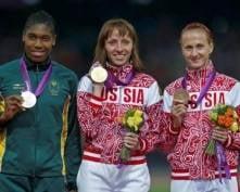 Екатерина Поистогова (Мордовия) завоевала «бронзу» Олимпиады
