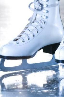 Открытая тренировка по фигурному катанию на коньках