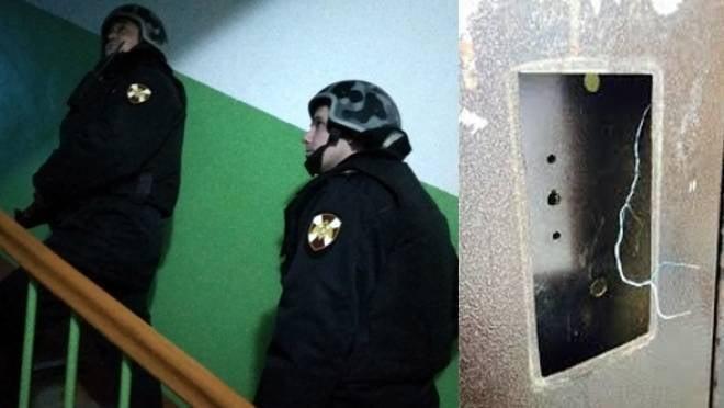 Похитителя домофона в Саранске вычислили по шапке
