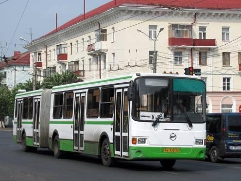 В Саранске автобусы №23 и 45 поедут по новым маршрутам